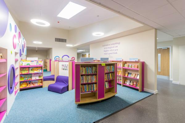Siharak Oy - Referenssit -S tonebridge Primary School